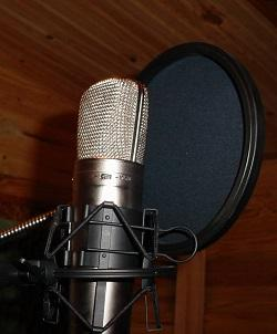 voiceover microphone